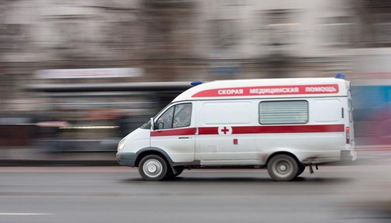 В Киеве ребенок выпал с 4-го этажа и выжил