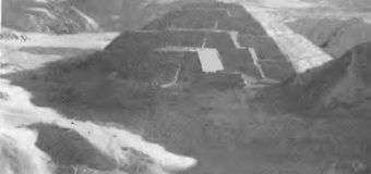 Древние пирамиды обнаружены под ледниками Аляски. Видео