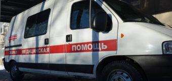 В Киеве из окна больницы выбросился пациент