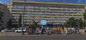 В Киеве стреляли в окно кабинета судьи на 10 этаже
