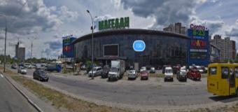 В Киеве с третьего этажа выпал посетитель ресторана