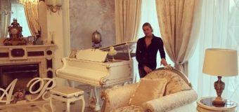 Волочкова вспомнила о скандале с бывшим мужем