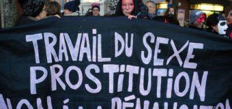 Проститутки штурмуют Киев за свои права