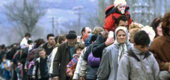 Местное население Украины стало хуже относиться к переселенцам