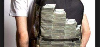 Ограбление в Киеве: сумку с миллионом отобрали возле банка