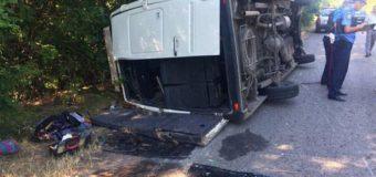 Во Львовской области микроавтобус рухнул в воду: погибли люди