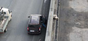 Киевский водитель у всех на устах из-за своего поступка