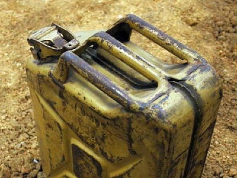 Харьковчанин устроил публичный акт самосожжения