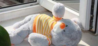 В Одессе дети выпали из окна санатория