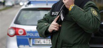 Вооруженный преступник удерживает заложников в банке на западе Германии
