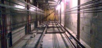 В шахте лифта Киева нашли труп