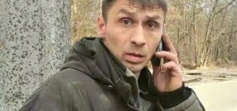 В Запорожье охранник губернатора кинулся на журналистов