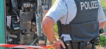 В Германии в результате взрыва билетного автомата умер мужчина