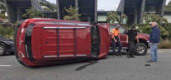 Ведущая «Орла и решки» попала в автокатастрофу. Видео с места происшествия
