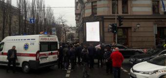 В Киеве на глазах у прохожих убили экс-депутата Госдумы Вороненкова. Фото