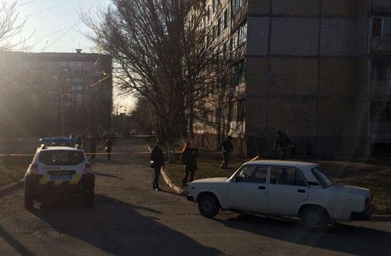 На Донетчине от взрыва гранаты погиб ребенок. Фото