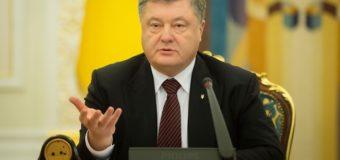 Это позор: Порошенко возмущен действиями Владимира Парасюка