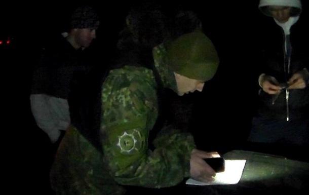 На Донбассе задержали фуры с мусором из Львова. Фото