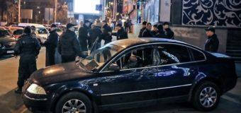 Полиция рассказала о вчерашней стрельбе в Киеве