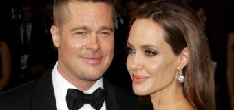 Брэд Питт иАнджелина Джоли налаживают общение после развода