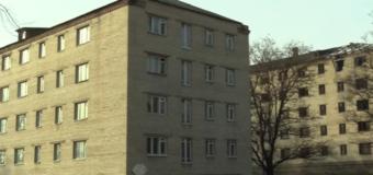 В Славянске переселенцы вынуждены сами решать жилищные проблемы. Видео