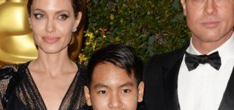 У Анджелины Джоли отберут старшего сына. Вернулся отец
