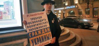 Украинцев поразила поддержка московских активистов