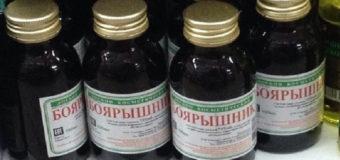 В Запорожье нашли почти 200 тыс. бутылок российского «Боярышника»