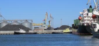 В Бердянском порту проходит обыск: полиция изымает документы. Фото