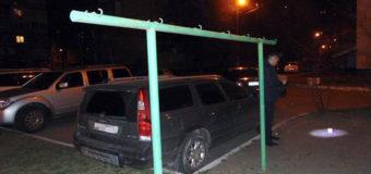 В Киеве неизвестные стреляли в чиновника