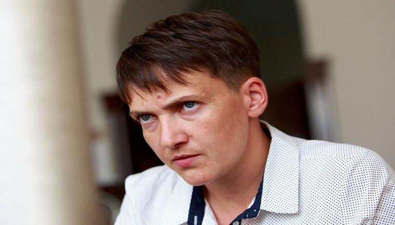 Неожиданное заявление Надежды Савченко взорвало Сеть