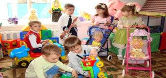 В киевские садики детей будут принимать по-новому