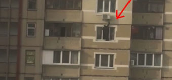 «Самоубийца» несколько часов держал киевлян в напряжении