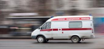 На Киевщине девушка упала с 14 этажа на автомобиль