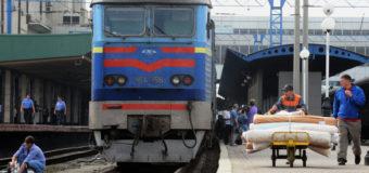 Поезд из Украины привез в Москву мясо под видом угля