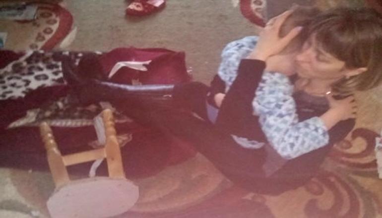 Родители в шоке: на Киевщие ребенок застрял в табуретке