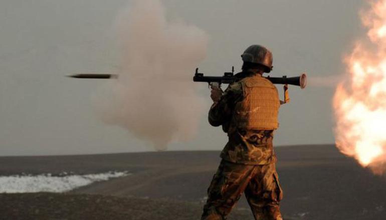 Из ноги украинского военного извлекли снаряд гранатомета