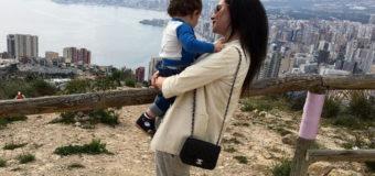 Певица Жасмин увезла сына в Испанию