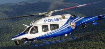 В Турции при падении полицейского вертолета погибли 12 человек