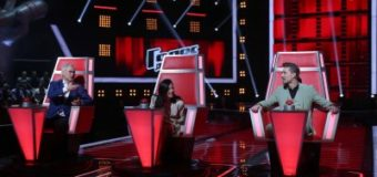 На Шоу «Голос. Дети» Валерий Меладзе попросил у Димы Билана прощение