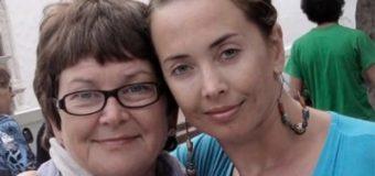 Мать покойной Жанны Фриске три дня ждала внука под дверью дома Шепелева