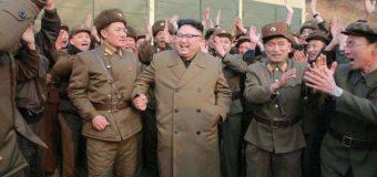 Северная Корея полностью готова к войне