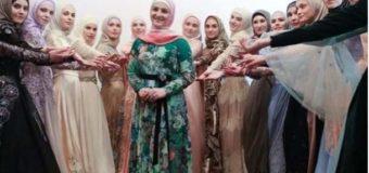 В сети показали богатую свадьбу дочери Кадырова. Фото