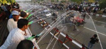 Во время водного фестиваля в Мьянме погибло около 300 человек