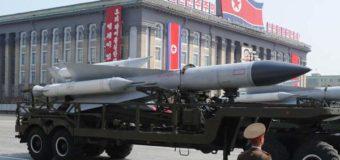 В КНДР рассказали, как могут разбомбить США. Видео