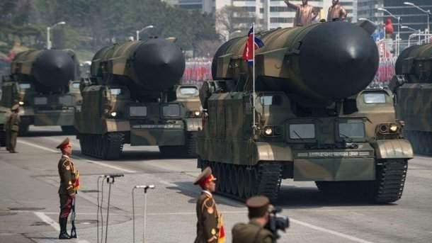 Северная Корея угрожает США первым мощным ударом