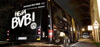 Немецкая полиция задержала выходца из РФ по делу о нападении на автобус ФК