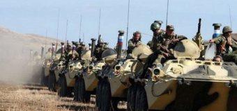 Россия стягивает войска к границе с КНДР. Видео