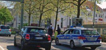Вооруженное нападение на банк в Германии: сотрудники в заложниках
