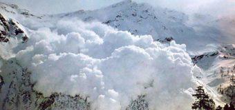 В Румынии людей убило лавиной